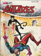 Antarès (Mon Journal) -33- Le troisième œil