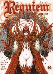 Requiem Chevalier Vampire -10- Bain de sang