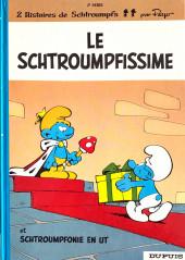 Les schtroumpfs -2b83- Le Schtroumpfissime (et schtroumpfonie en ut)