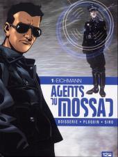 Agents du Mossad -1- Eichmann