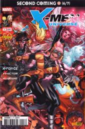 X-Men Universe (Marvel France 2e série) -3- Le retour du messie (6/7)