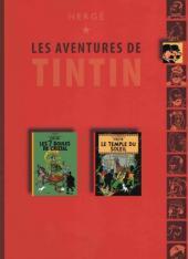 Tintin (France Loisirs 2007) -3- Les 7 boules de cristal / Le temple du soleil
