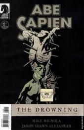 Abe Sapien (2008) -2- The Drowning #2