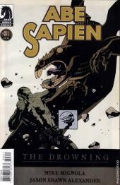 Abe Sapien (2008) -3- The Drowning #3