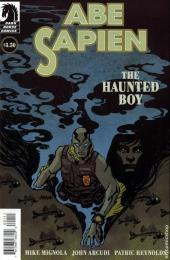 Abe Sapien (2008) -6- The Haunted Boy (1/1)