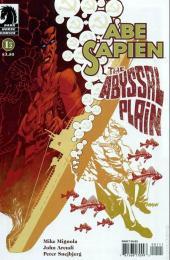 Abe Sapien (2008) -7- The Abyssal Plains #1