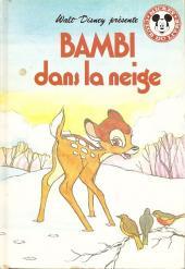 Mickey club du livre -42- Bambi dans la neige