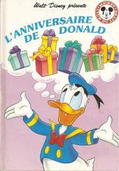 Mickey club du livre -17- Anniversaire de donald (l')