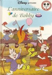 Mickey club du livre -16- Anniversaire de bobby (l')