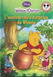 Mickey club du livre -262- Winnie l'ourson : l'anniversaire surprise de winnie