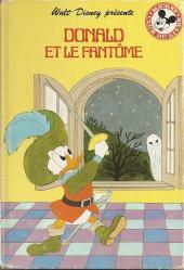 Mickey club du livre -96- Donald et le fantôme