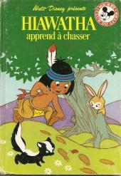 Mickey club du livre -112- Hiawatha apprend à chasser