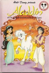 Mickey club du livre -11- Aladdin et le petit dromadaire blanc