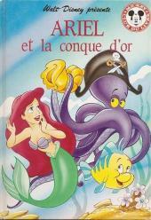 Mickey club du livre -20- Ariel et la conque d'or