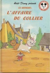 Mickey club du livre -26- Aristochats : l'affaire du collier (les)