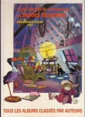(DOC) Encyclopédies diverses - L'aide-mémoire du collectionneur de bandes dessinées - Tous les albums classés par auteurs