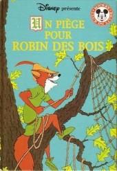 Mickey club du livre -255- Un piège pour Robin des bois