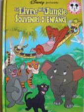 Mickey club du livre -128- Le livre de la jungle souvenirs d'enfance