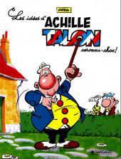 Achille Talon -1c94- Les idées d'Achille Talon cerveau-choc !