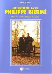 (AUT) Jacobs -25TT- Entretiens avec Philippe Biermé - Dans les secrets d'Edgar P. Jacobs