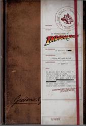 Couverture de Indiana Jones -HS- Le carnet perdu d'indiana jones