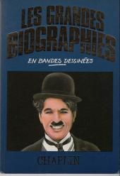 Les grandes biographies en bandes dessinées - Chaplin