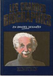 Les grandes biographies en bandes dessinées - Einstein