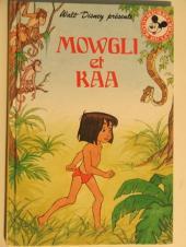 Mickey club du livre -148- Mowgli et Kaa
