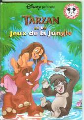 Mickey club du livre -241- Tarzan et les jeux de la jungle