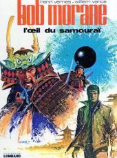 Bob Morane 3 (Lombard) -17- L'œil du samouraï
