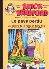 Luc Bradefer - Brick Bradford -PH01- Brick Bradford - planches hebdomadaires tome 1