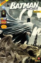Batman Universe (hors-série) -1- Reconstruction
