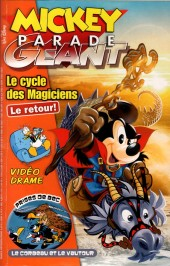 Mickey Parade -322- Le cycle des magiciens le retour !