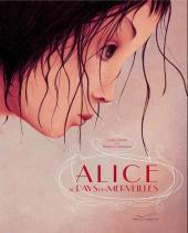 Alice au pays des merveilles (Dautremer) - Alice au pays des merveilles