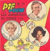 Pif Poche -71- Pif Poche n° 71