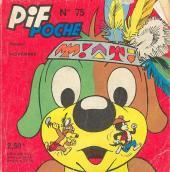 Pif Poche -75- Pif Poche n° 75