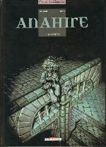 Couverture de Anahire -1- Le monstre