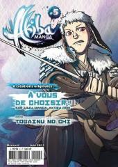 Akiba manga -5- Numéro 5