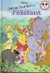 Mickey club du livre -266- Winnie l'ourson et l'éfélant