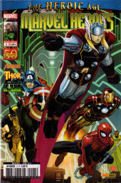Marvel Heroes (Marvel France 3e série) -5- Le contrat