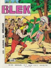 Blek (Les albums du Grand) -493- Le carnet secret