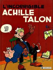 Achille Talon -34a89- L'incorrigible Achille Talon