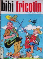 Bibi Fricotin (2e Série - SPE) (Après-Guerre) -105- Bibi Fricotin mousquetaire