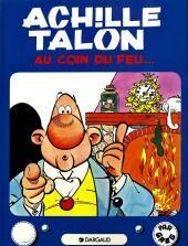 Achille Talon -12b94- Achille Talon au coin du feu...