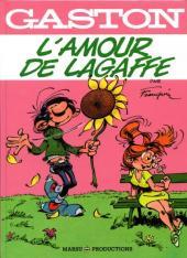 Gaston (Hors-série) - L'amour de Lagaffe
