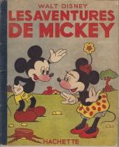 Mickey (Hachette) -1a- Les aventures de Mickey