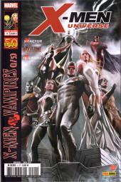 X-Men Universe (Marvel France 2e série) -4- La malédiction des Mutants (1/5)