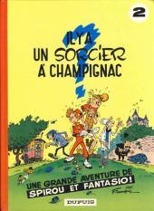 Spirou et Fantasio -2e77b- Il y a un sorcier à Champignac