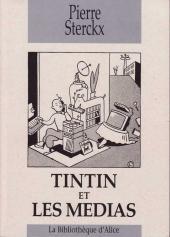 (AUT) Hergé -170- Tintin et les médias