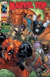 Marvel Top (Marvel France 2e série) -2- Les héros